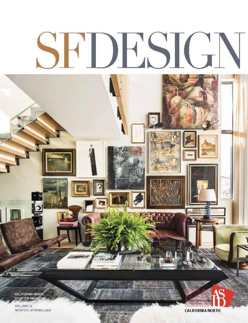 quarterly magazine sf design