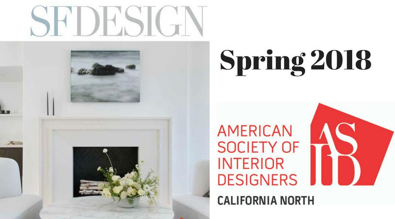 SF Design - ASID CA North's Quarterly Magazine